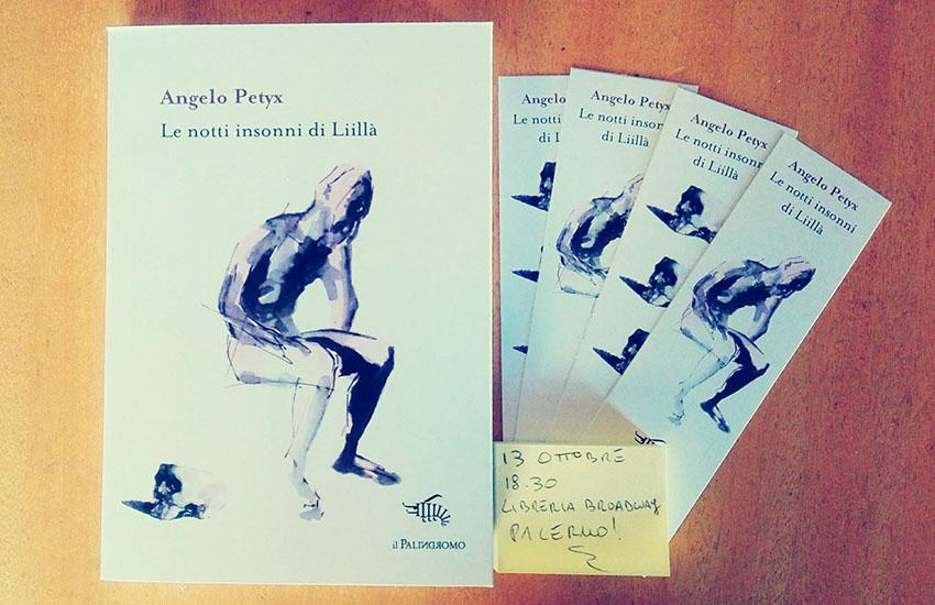 il palindromo edizioni - angelo petyx