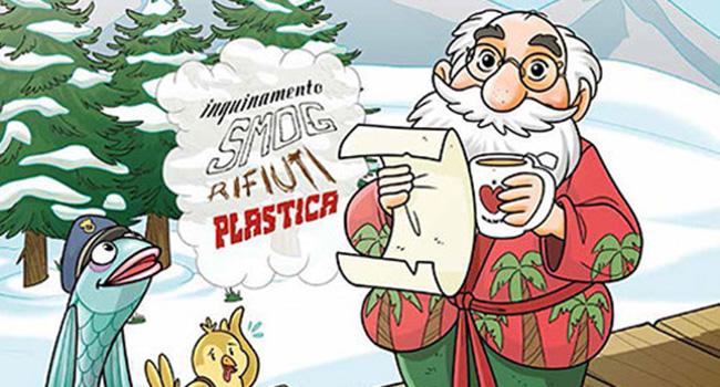 Lettera di Madre Natura a Babbo Natale