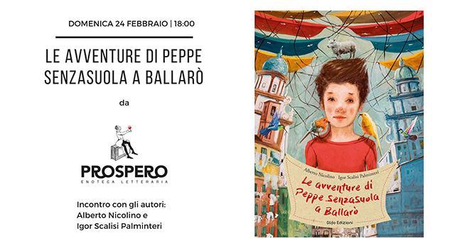 Le avventure di Peppe Senzasuola a Ballarò
