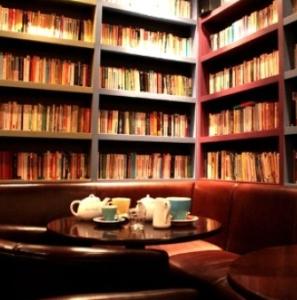Cafè des livres, Parigi